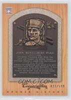 New York Giants, Monte Ward /599
