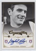 Gaylord Perry /549