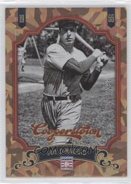2012 Panini Cooperstown Crystal Collection #113 - Joe DiMaggio /299