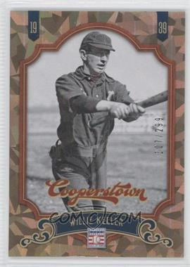 2012 Panini Cooperstown Crystal Collection #13 - Willie Keeler /299