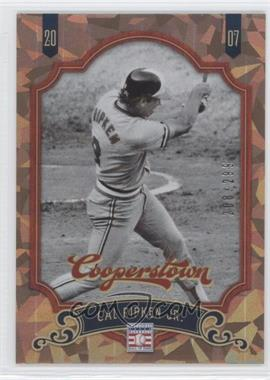 2012 Panini Cooperstown Crystal Collection #131 - Cal Ripken Jr. /299