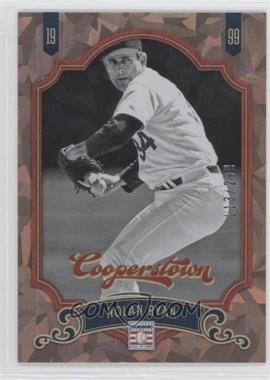 2012 Panini Cooperstown Crystal Collection #14 - Nolan Ryan /299