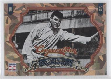 2012 Panini Cooperstown Crystal Collection #5 - Nap Lajoie /299