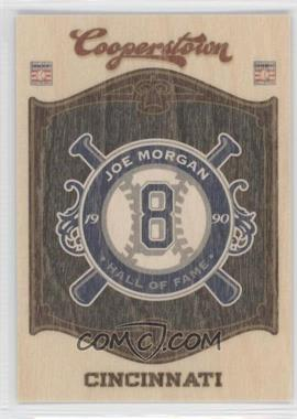 2012 Panini Cooperstown Hall of Fame Classes Blaster Exclusive Team #20 - Joe Morgan