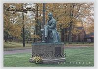 James Fenimore Cooper Statue