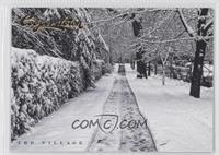 Cooperstown Sidewalk