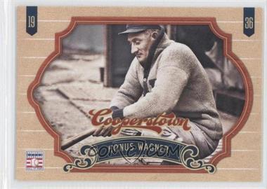 2012 Panini Cooperstown #159 - Honus Wagner