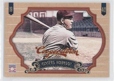 2012 Panini Cooperstown #166 - Rogers Hornsby