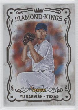2012 Panini Diamond Kings [???] #BK1 - Yu Darvish