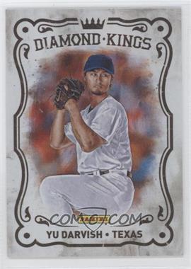 2012 Panini Diamond Kings [???] #BK1 - Yu Darvish
