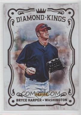 2012 Panini Diamond Kings National Convention [Base] #BK2 - Bryce Harper