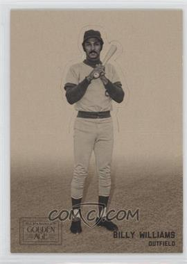 2012 Panini Golden Age - Batter-Up #17 - Billy Williams