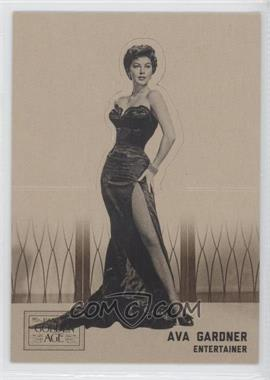 2012 Panini Golden Age - Batter-Up #18 - Ava Gardner