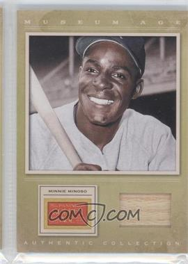 2012 Panini Golden Age - Museum Age Authentic Collection Material #14 - Minnie Minoso