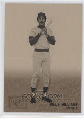 2012 Panini Golden Age Batter-Up #17 - Billy Williams