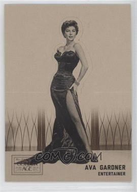 2012 Panini Golden Age Batter-Up #18 - Ava Gardner, TBD