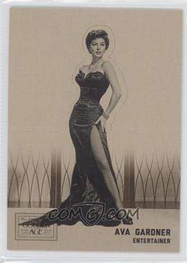 2012 Panini Golden Age Batter-Up #18 - Ava Gardner
