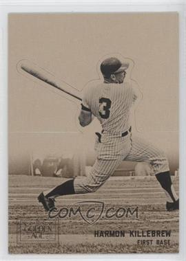 2012 Panini Golden Age Batter-Up #5 - Harmon Killebrew