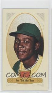 2012 Panini Golden Age Broad Leaf Mini Brown Back #128 - John Blue Moon Odom