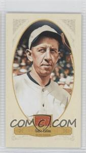 2012 Panini Golden Age Broad Leaf Mini Brown Back #17 - Eddie Collins