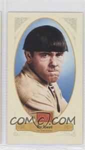 2012 Panini Golden Age Broad Leaf Mini Brown Back #54 - Moe Howard, TBD