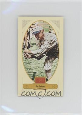 2012 Panini Golden Age Broad Leaf Mini Brown Back #9 - Joe Jackson