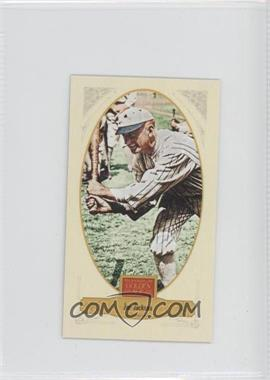 2012 Panini Golden Age Broad Leaf Mini Brown Back #9 - Joe Jackson
