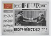 Bobby Fischer, TBD