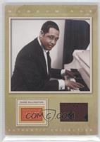 Duke Ellington, TBD