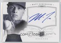 Matt Dominguez #12/99