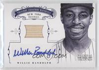 Willie Randolph /25