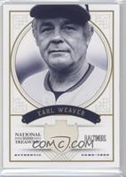 Earl Weaver /25