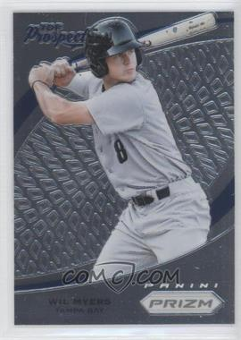 2012 Panini Prizm - Top Prospects #TP5 - Wil Myers
