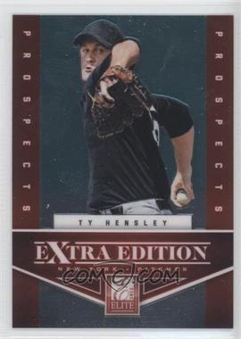 2012 Panini Prizm Elite Extra Edition #EEE6 - Ty Hensley