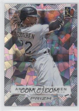 2012 Panini Prizm National Convention Cracked Ice #23 - Andrew McCutchen