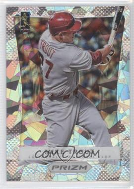 2012 Panini Prizm National Convention Cracked Ice #50 - Mike Trout