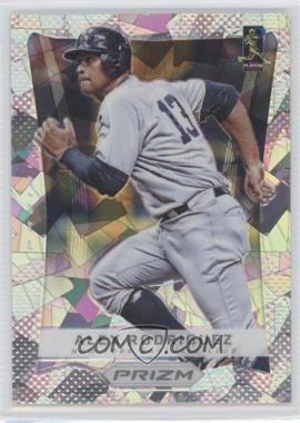 2012 Panini Prizm National Convention Cracked Ice #67 - Alex Rodriguez