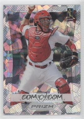 2012 Panini Prizm National Convention Cracked Ice #73 - Yadier Molina