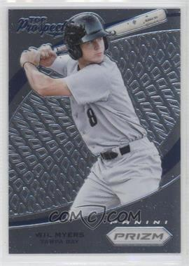 2012 Panini Prizm Top Prospects #TP5 - Wil Myers