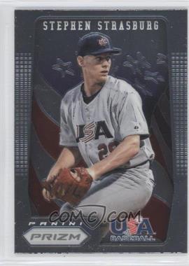 2012 Panini Prizm USA Baseball #USA4 - Stephen Strasburg