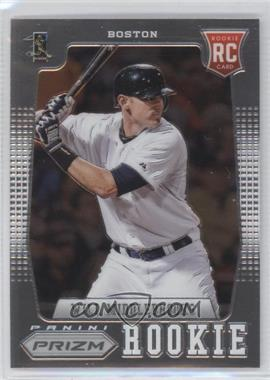 2012 Panini Prizm #168 - Will Middlebrooks