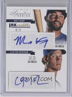 Clayton Kershaw, Matt Kemp /5