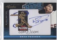 Brad Peacock /299