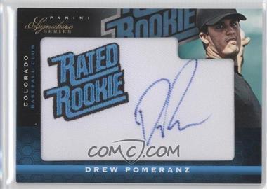 2012 Panini Signature Series #114 - Drew Pomeranz /299