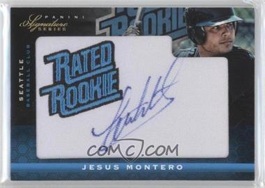 2012 Panini Signature Series #122 - Jesus Montero /299
