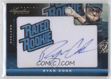 2012 Panini Signature Series #140 - Ryan Cook /299