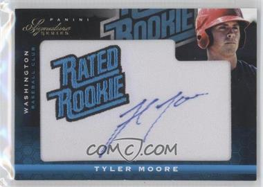 2012 Panini Signature Series #145 - Tyler Moore /299