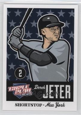 2012 Panini Triple Play - [Base] #57 - Derek Jeter