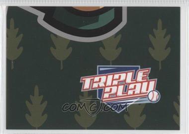 2012 Panini Triple Play #153 - Puzzle - Yoenis Cespedes