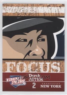 2012 Panini Triple Play #253 - Derek Jeter